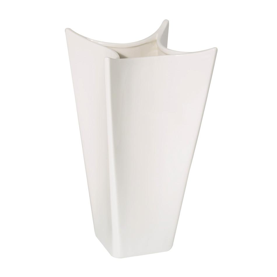 Shopper center porcellana vaso di porcellana bianco for Vaso di porcellana