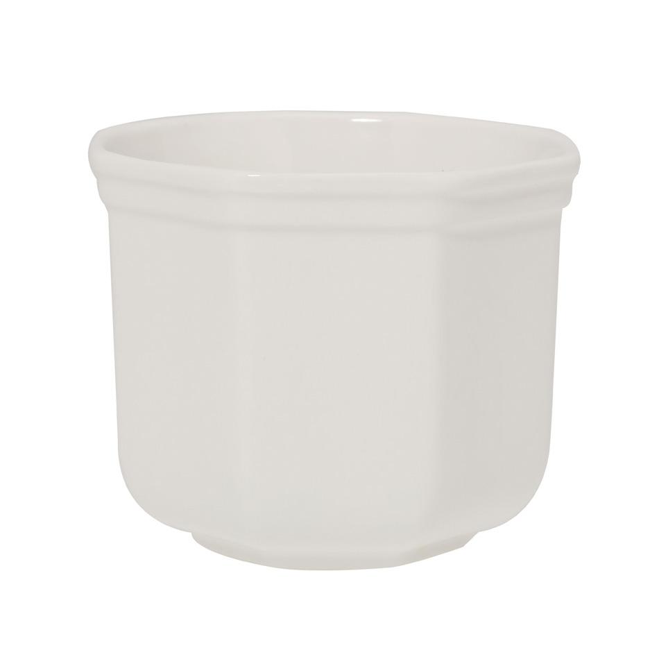 Shopper center porcellana vaso in porcellana bianca for Vaso di porcellana