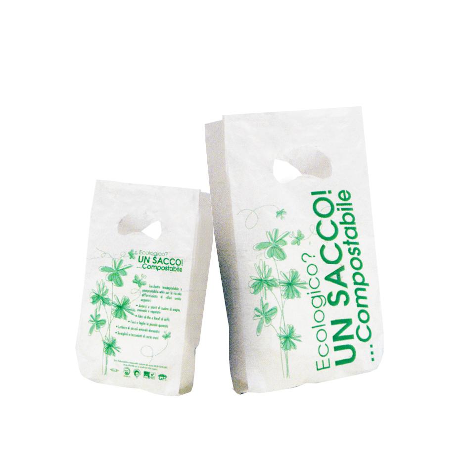 shopper center eco compatibile biodegradibile